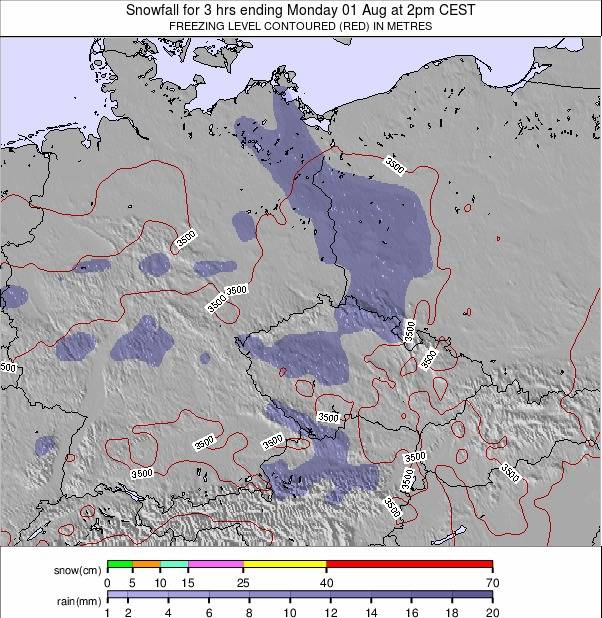 Germany weather map - click to go back to main thumbnail page