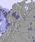 Κολομβία snow map