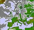 Europe-wide Cloud Map