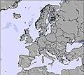 Europe-wide Snow Map (3 Days)