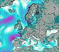 Europe-wide Wind Map