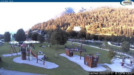 Živá webkamera pro středisko Achenkirch am Achensee