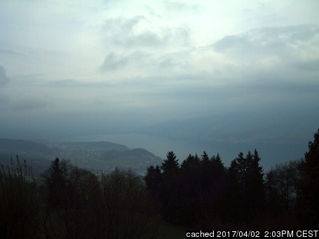 Aeschi webcam at 2pm yesterday