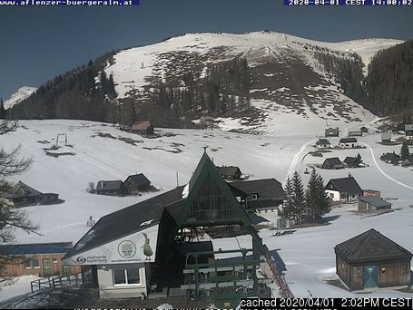 Aflenz webcam at 2pm yesterday