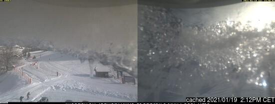 Κάμερα σε Aillons-Margeriaz σήμερα το μεσημέρι