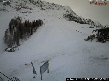 Webcam de Airolo à midi aujourd'hui