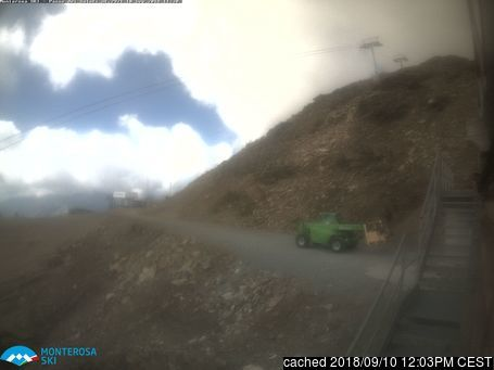 Alagna webcam at 2pm yesterday