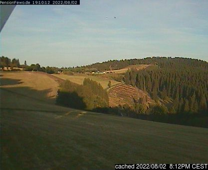 Live Snow webcam for Altastenberg