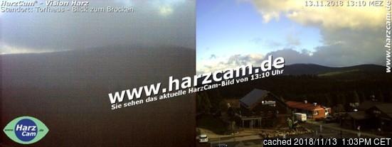 Altenau webcam at 2pm yesterday