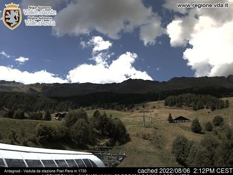 Antagnod webcam at 2pm yesterday