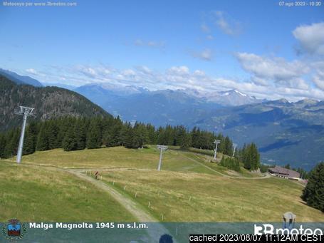 Apricaの雪を表すウェブカメラのライブ映像
