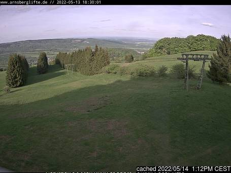 Arnsberg webcam at 2pm yesterday