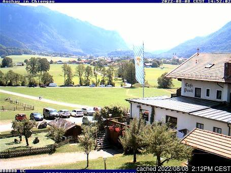 Aschau im Chiemgau webcam at lunchtime today