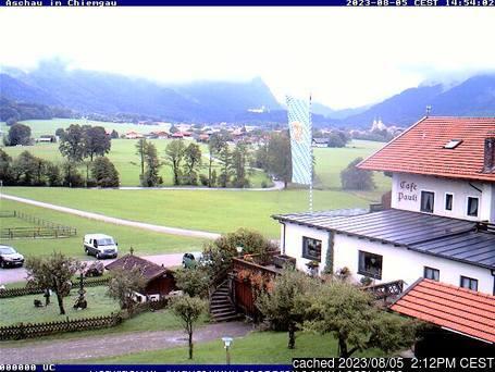 Κάμερα σε Aschau im Chiemgau σήμερα το μεσημέρι