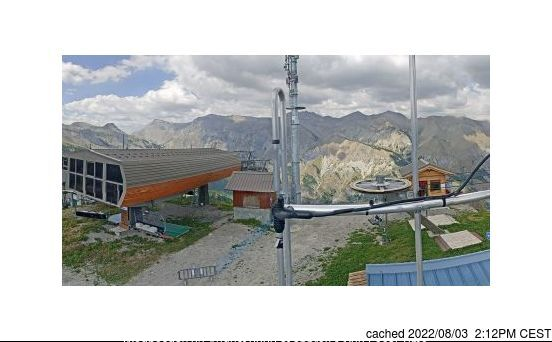 Auron webcam at lunchtime today