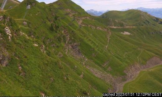 Webcam de Avoriaz à 14h hier
