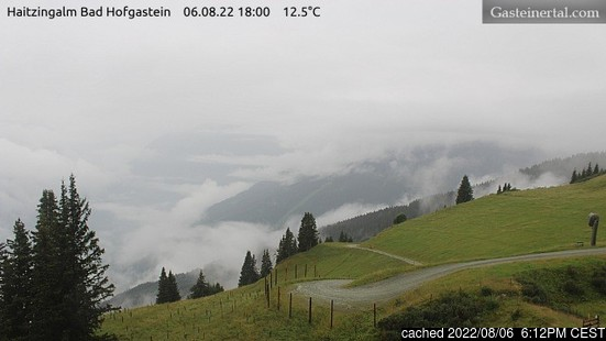Live Webcam für Bad Hofgastein