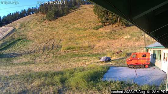 Webcam en vivo para Badger Mountain