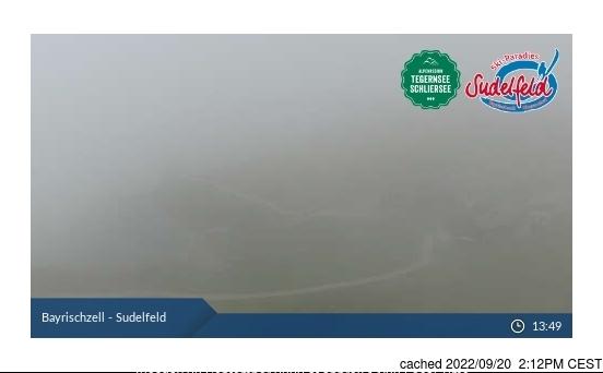Bayrischzell/Sudelfeld webcam at 2pm yesterday