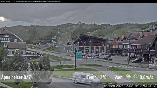 Beitostølen için canlı kar webcam