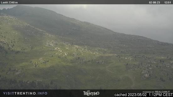 Live Sneeuw Webcam voor Ski Area Alpe Lusia
