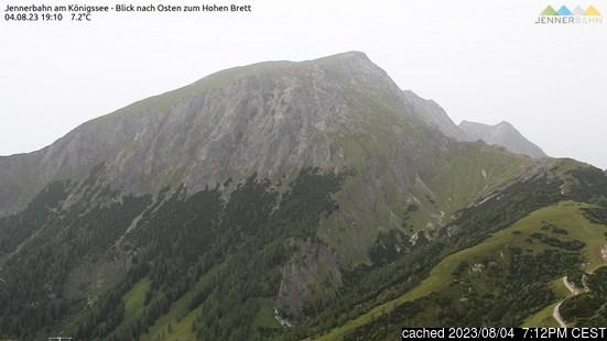 Ζωντανή κάμερα για Berchtesgaden