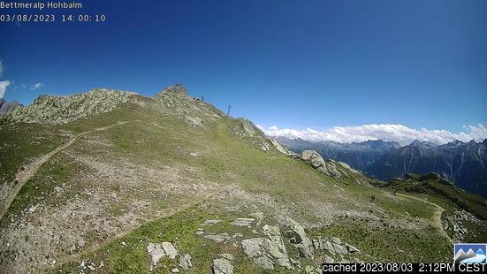 Live webcam per Bettmeralp - Aletsch se disponibile