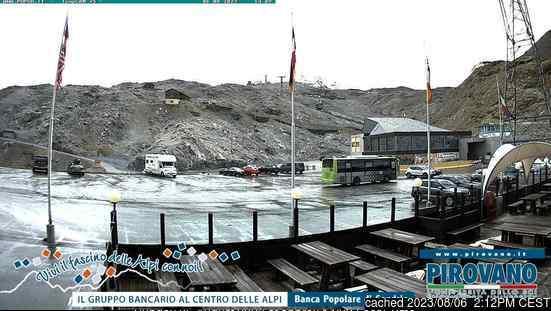 Webcam de Bormio à 14h hier