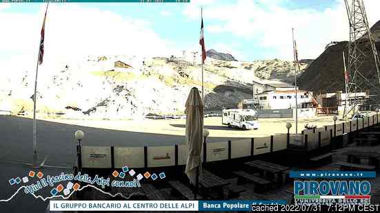 Live Snow webcam for Bormio