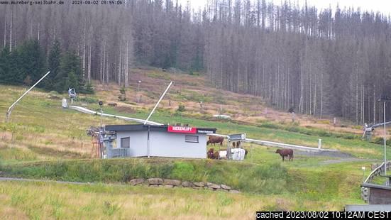 Live snöwebbkamera för Braunlage Wurmberg