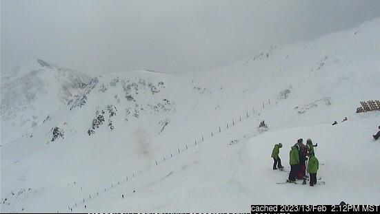 Breckenridge webcam às 14h de ontem