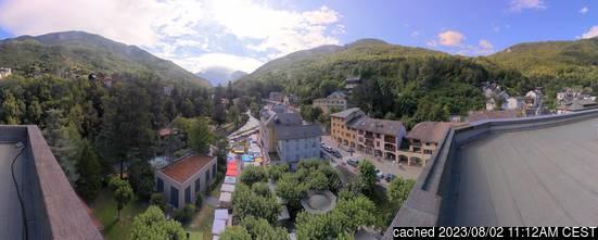 Brides Les Bains için canlı kar webcam