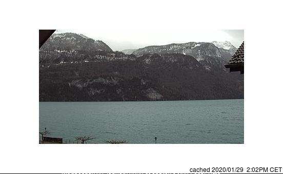 Brienz - Axalp webcam at 2pm yesterday