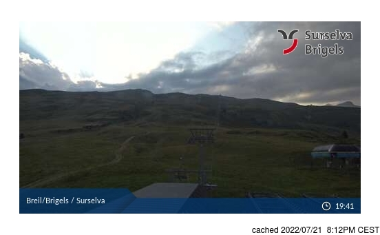 Live webcam per Brigels-Waltensburg-Andiast se disponibile
