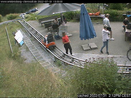 Bruchhausen/Sternrodt webcam at lunchtime today