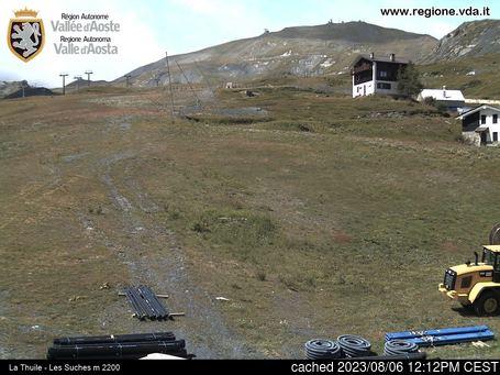 Brusson için canlı kar webcam