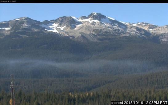 Κάμερα σε Ski Callaghan σήμερα το μεσημέρι