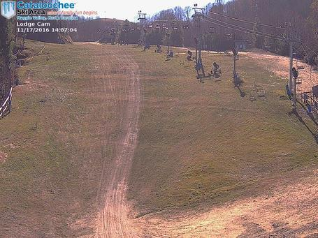 Webcam de Cataloochee a las doce hoy
