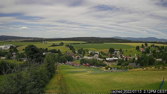 České Petrovice webcam at lunchtime today