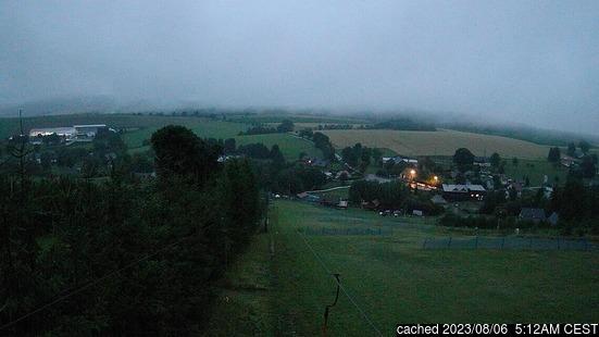 Live Snow webcam for České Petrovice