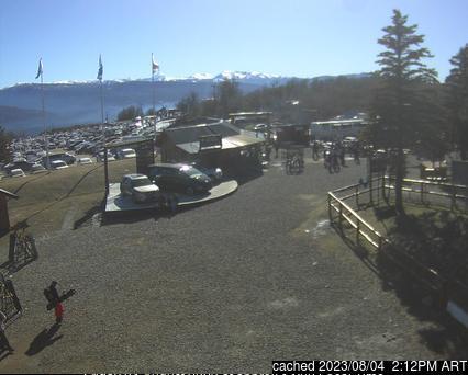 Webcam de Chapelco a las 2 de la tarde hoy