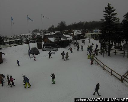 Live Sneeuw Webcam voor Chapelco