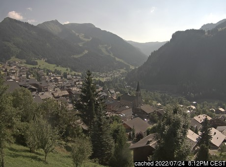 Live Webcam für Chatel