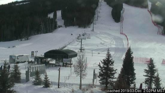 Webcam de Copper Mountain à midi aujourd'hui