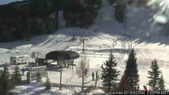 Copper Mountain webcam às 14h de ontem