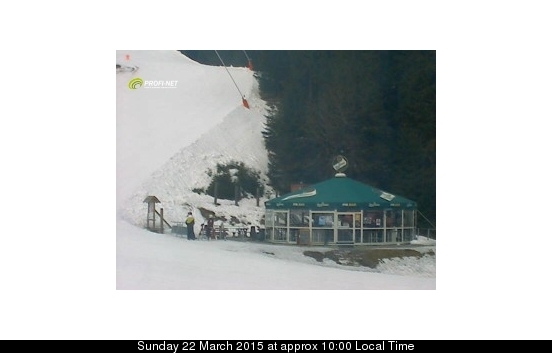 Demänovská Dolina -Jasná webcam at lunchtime today