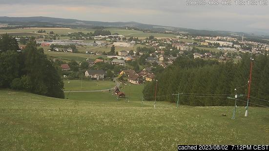 Live Snow webcam for Dlouhoňovice