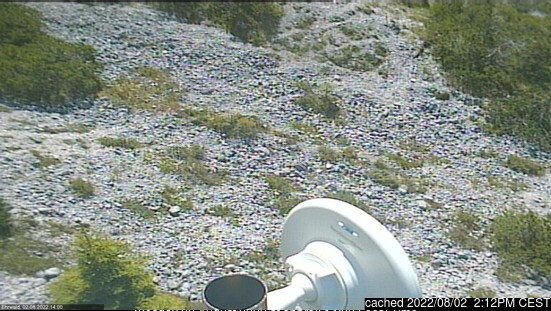 Ehrwald webcam at 2pm yesterday