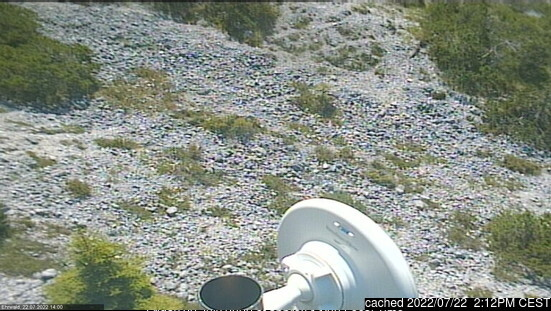 Webcam de Ehrwald à 14h hier
