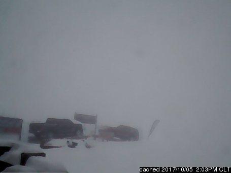 El Colorado webcam às 14h de ontem